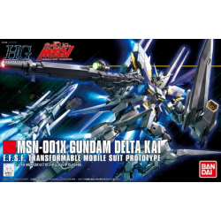 HG UC Gundam Delta Ka (148)
