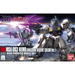 HG UC MSA-003 Nemo (Unicorn Desert Color Ver) (164)