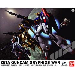 HG UC Zeta Gundam Gryphios War