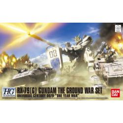 HG UC The Ground War Set