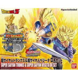 Figure-rise Standard - Super Saiyan Trunks + Vegeta