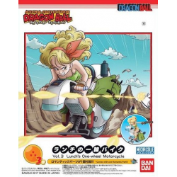 Dragon Ball Vol.3 Lunch's One-wheel Motorcycle