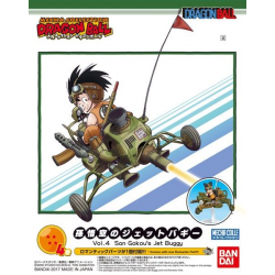Dragon Ball Vol.4 Son Gokou's Jet Buggy