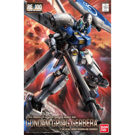 RE 1/100 Gundam GP04 Gerbera (000)