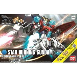 HG BF Star Burning Gundam (058)