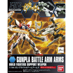 HG BC Gunpla Battle Arm Arms (010)