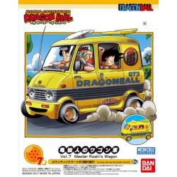 Dragon Ball Vol.7 Master Roshi's Wagon