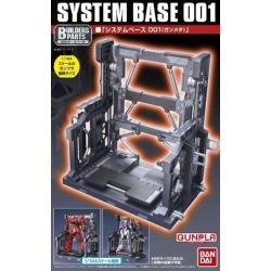 Builders Parts - System Base 001 (Gun Metal)