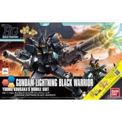 HG BF Gundam Lightning Black Warrior (61)