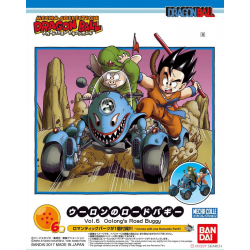 Dragon Ball Vol.6 Oolong's Road Buggy