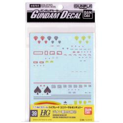 Gundam Decal 39 - Principality of Zeon