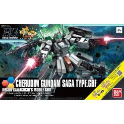 HG BF Cherudim Gundam Saga Type GBF (64)
