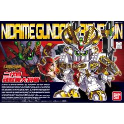 BB395 Legend BB Nidaime Gundam Dai-Shogun