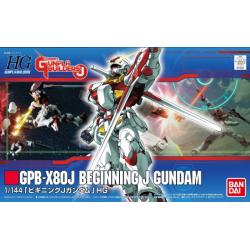 HG Beginning J Gundam (007)