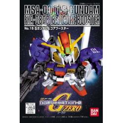 GG015 MSA-0011 S-Gundam & Core Booster