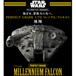 1/72 PG Millennium Falcon (LED Version)