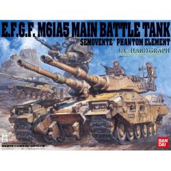 E.F.G.F M61A5 Main Battle Tank Type 61