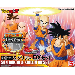 Figure-rise Standard - Son Gokou & Krillin DX Set