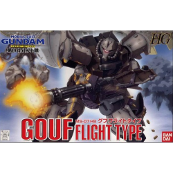 HG MS-07 Gouf Flight Type