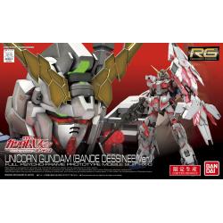 RG RX-0 Unicorn Gundam [Bande Dessienee Ver.]