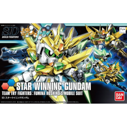 SD BB Star Winning Gundam (30)