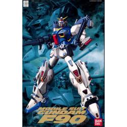 Gundam F90 (1) - 1/100 Scale