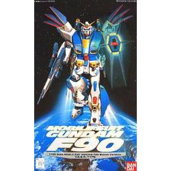 Gundam F90 V Type (3) - 1/100 Scale