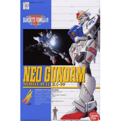 Neo Gundam (5) - 1/100 Scale