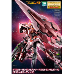 MG 00 GUNDAM SEVEN SWORD/G (TRANS-AM MODE) PREORDER