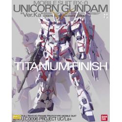 MG Unicorn Gundam ver. Ka (Titanium Finish)
