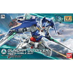 HG BD Gundam 00 Diver