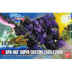 HG Super Custom Zaku F2000 (003)
