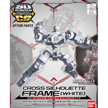 SD CS - Frame (White) (OP-01)