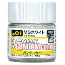 G Color - MS White (Union A.F) - (UG01)