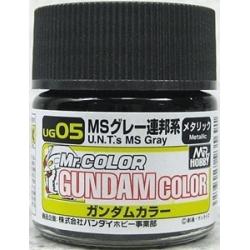 G Color - MS Gray (Union A.F) - (UG05)