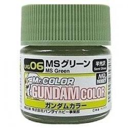 G Color - MS Green (Zeon) - (UG06)