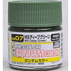 G Color - MS Deep Green (Zeon) - (UG07)
