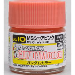 G Color - MS Char Pink (Char Custom) - (UG10)
