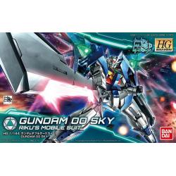 HG BD Gundam 00 Sky (0XX)
