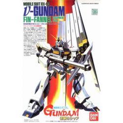 Nu-Gundam FIN Fannel Type (Series No.8)