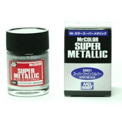 Mr Color - Super Metallic - Super Chrome - (SM01)