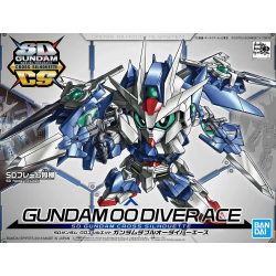 SD CS - 00 Diver Ace Gundam (06)