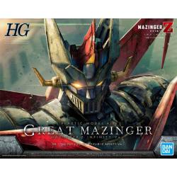 HG Great Mazinger (Mazinger Z Infinity Ver.)
