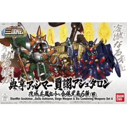 BB410 DianWei Asshimar , JiaXu Ashtaron, Siege Weapon & Six Combining Weapons Set A