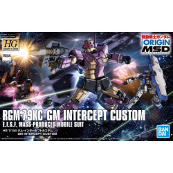 HG (The Origin) RGM-79KC GM Intercept Custom (023)