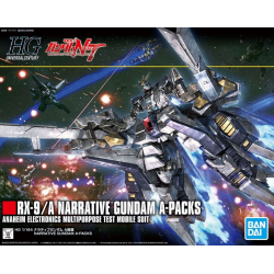 HG UC RX-0 NARRATIVE GUNDAM (A-PACKS) (218)