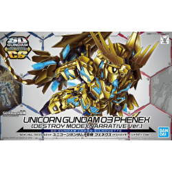 SD CS - UNICORN GUNDAM 03 PHENEX (07)