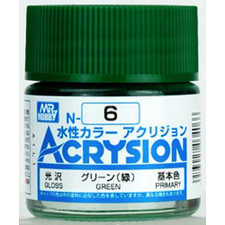 Acrysion N6 - Green (Gloss/Primary)