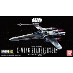 X-WING STARFIGHTER (002)