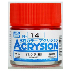 Acrysion N14 - Orange (Gloss/Primary)